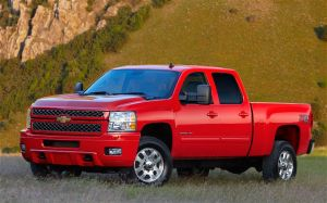 2013 Chevy Silverado 2500 HD