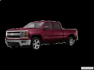 2014 Red Chevrolet Silverado